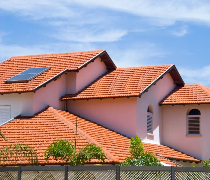 tile roof installation for an orlando home